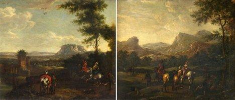 2002: CIRCLE OF PHILIPS WOUWERMAN, (DUTCH 1619 - 1668),