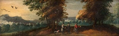 2007: CIRCLE OF JAN WILDENS, (FLEMISH 1586 - 1653), WOO