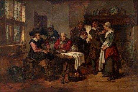 2016: HERMAN FREDERICK CAREL TEN KATE, (DUTCH 1822 - 18