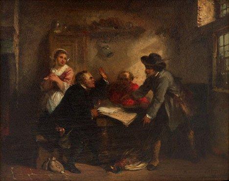 2017: HERMAN FREDERICK CAREL TEN KATE, (DUTCH 1822 - 18