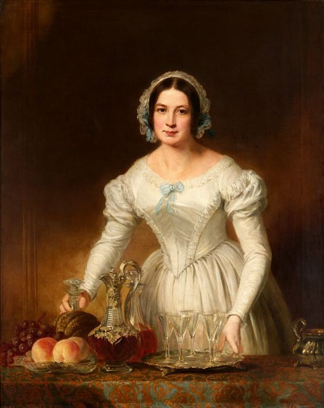 2025: GEORGE CLINT, (BRITISH 1770 - 1854), PREPARING FO