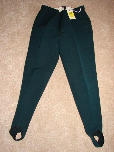 616: Stirrup pants by Schilltex bekleidung, Austria