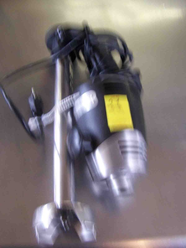 1021: Immersion Blender by Waring, High Speed Mixing