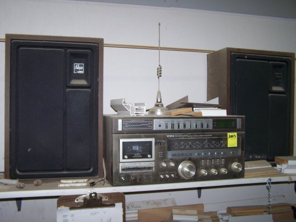 2003: York Stereo & Speakers