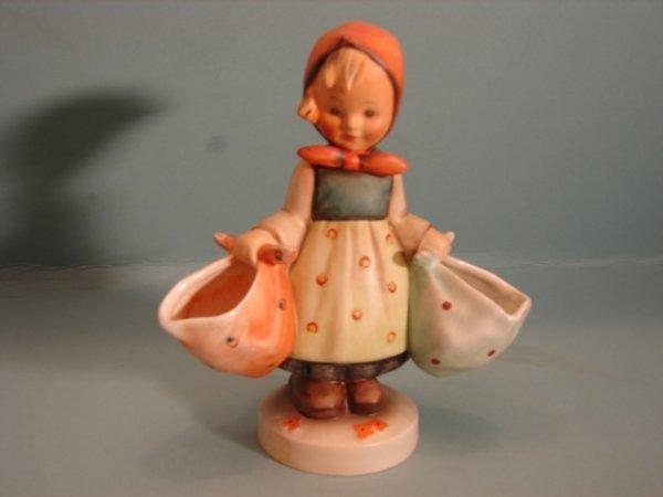 """3076: Hummel Figurine, """"Mothers Darling,"""" mold # 175, H"""