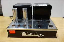McIntosh 60 McIntosh MC 60, stereo tube power amp, no