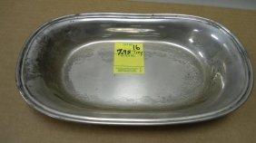 16: Dish, Sterling Silver, Lord Saybrook International,
