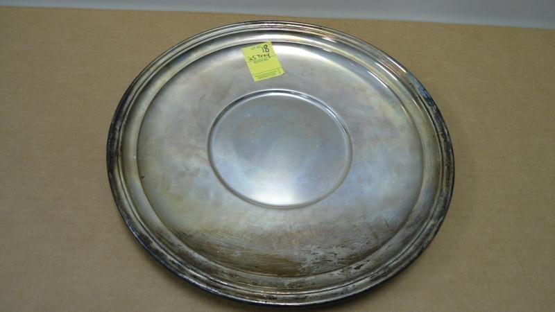 "18: Plate, Lord Saybrook International, 13 1/2"" Diamete"