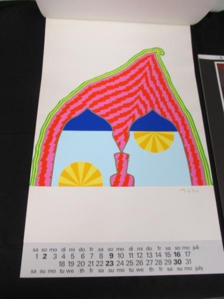 (2) Calendars, 1972 - Universe - 3