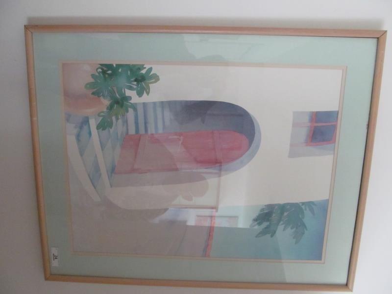 Artist Unknown, Untitled (Doorway & Window), Off-Set
