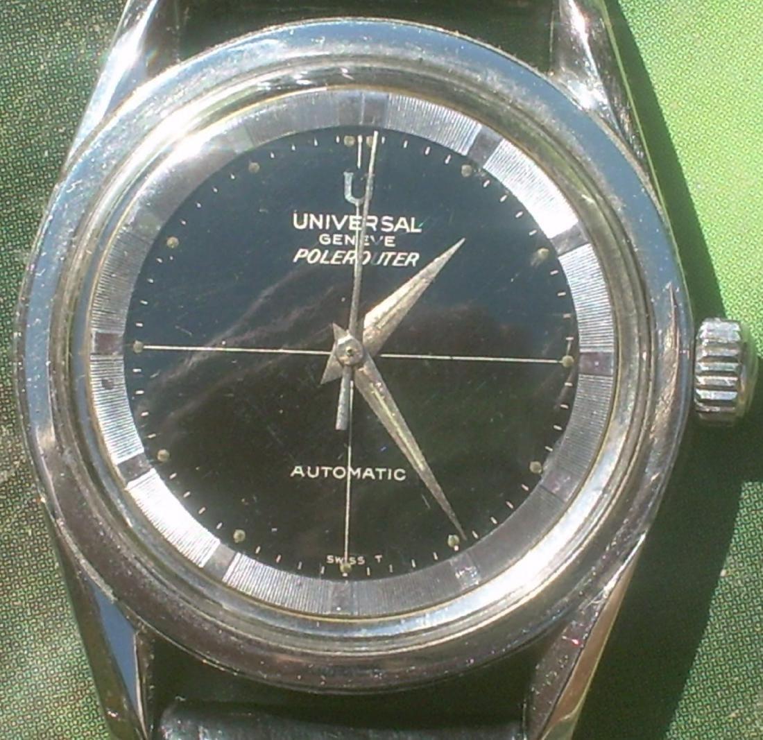 Reloj Universal Geneve Polirouter