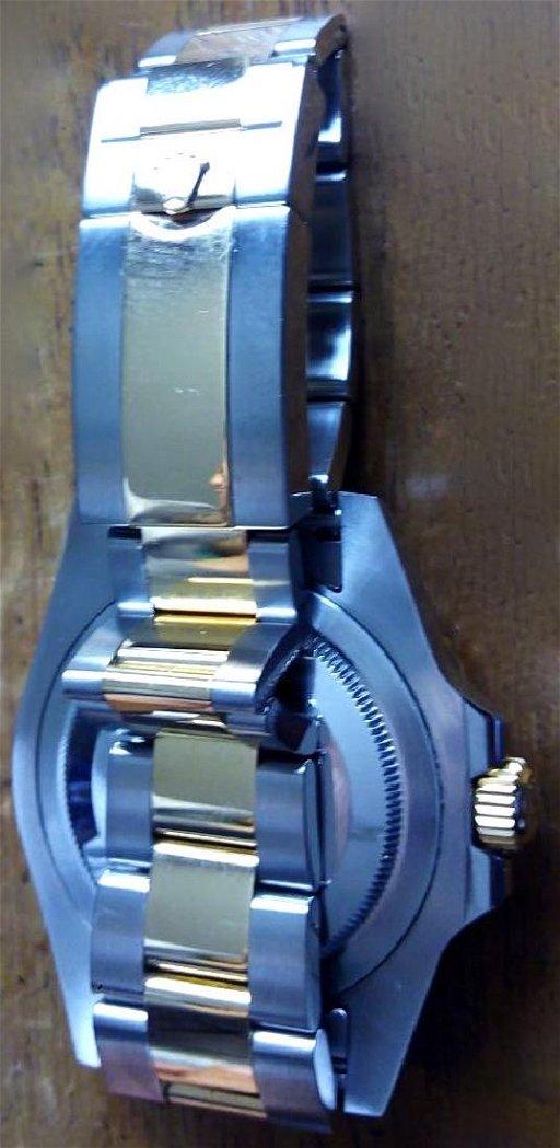 6ac3e3af0bf4 Reloj Rolex GMT II 116713 LN