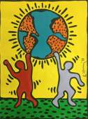 Keith Haring (Untitled)