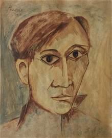 Pablo Picasso (untitled)