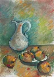 Paul Cezanne (Untitled)