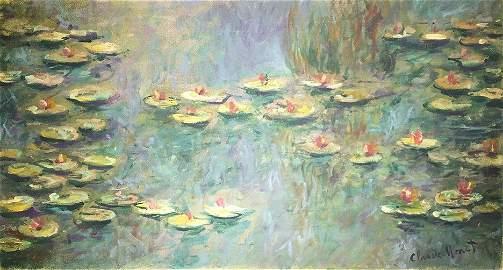 Claude Monet (Untitled)