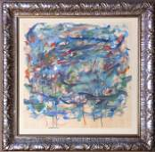Attributed to Joan Mitchell (untitled)