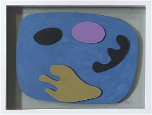 Attributed to Jean Arp (Untitled)