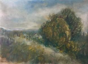 Attributed to Pierre-Auguste Renoir (Untitled)
