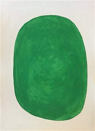Attributed to Ellsworth Kelly (untitled)