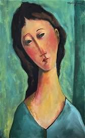 Amedeo Modigliani (untitled)