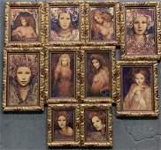 10 Csaba Markus Giclee Prints