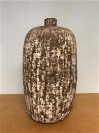 """Claude Conover """"Metate"""" Vase"""