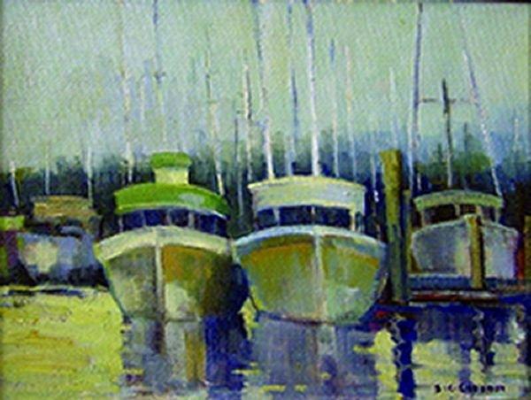 4: Harbor by Elliot