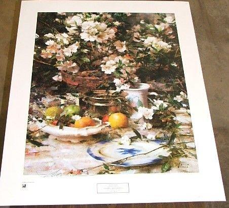 9: Azaleas & Oranges by Schmid