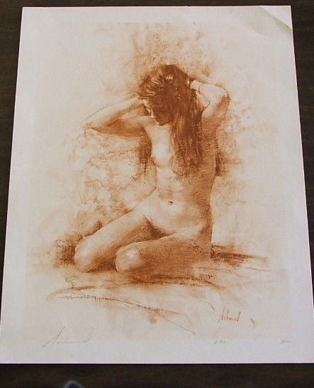 3A: Nude Study By Schmid