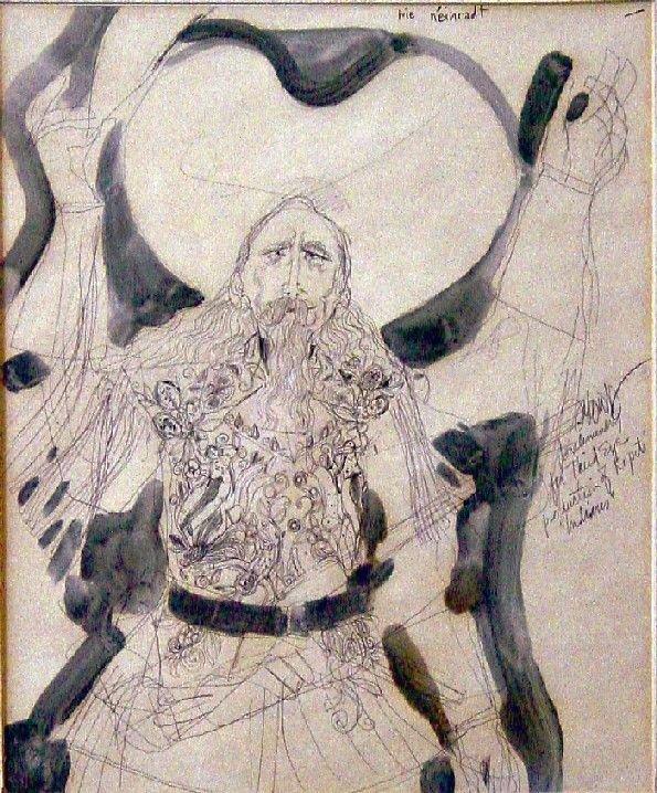 4A: Buffalo Bill By Zahourek