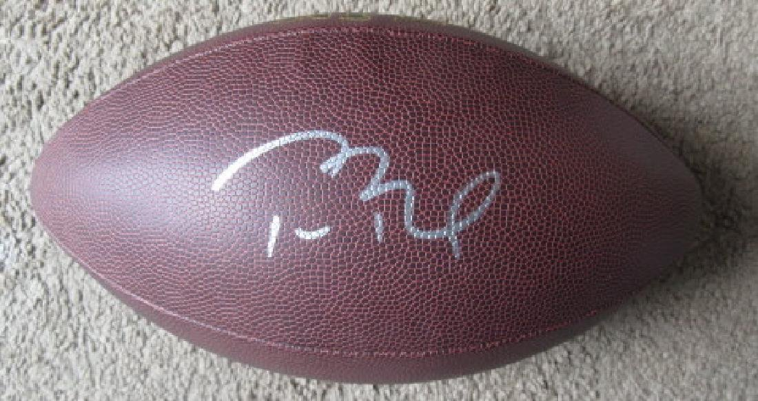 Tom Brady New England Patriots signed autographed