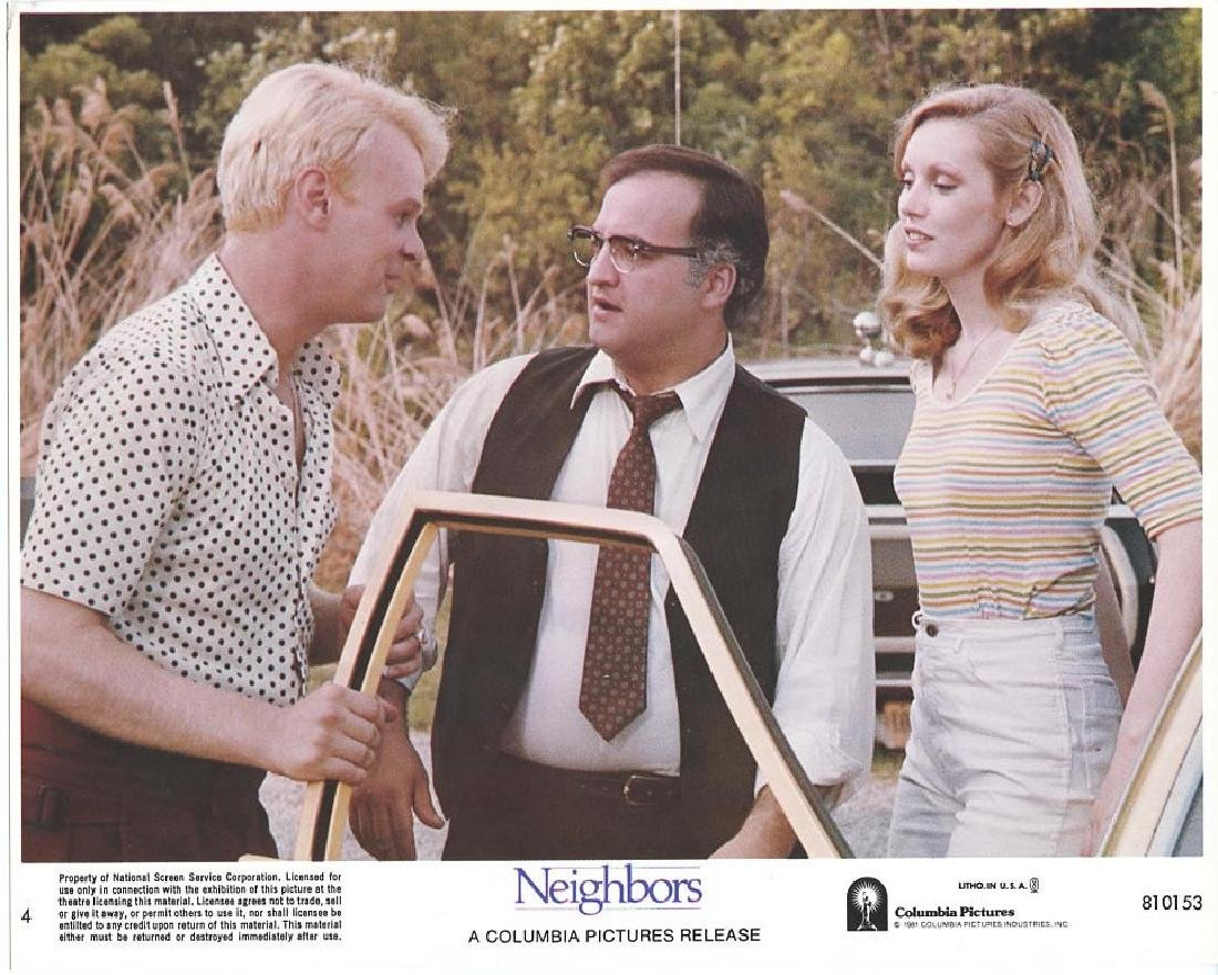 (2) Neighbors 8x10 Lobby Cards - 2