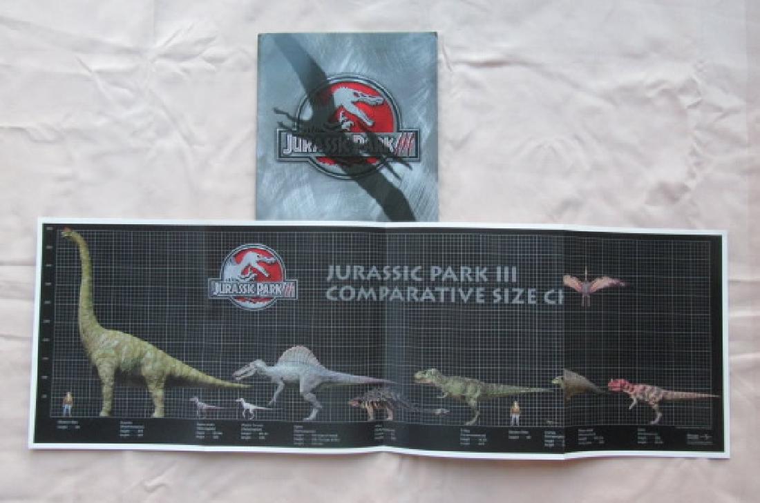 Press Kit Jurassic Park 3 Media Press Kit Feb 23 2019 Eb