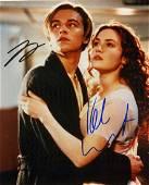 Leonardo DiCaprio / Kate Winslett TITANIC In Person