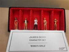 James Bond 007 Character Set 1987 RARE