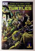 Kevin Eastman Signed Limited Edition TMNT Comic Book