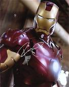 Robert Downey JR IRONMAN In Person Signed Photo