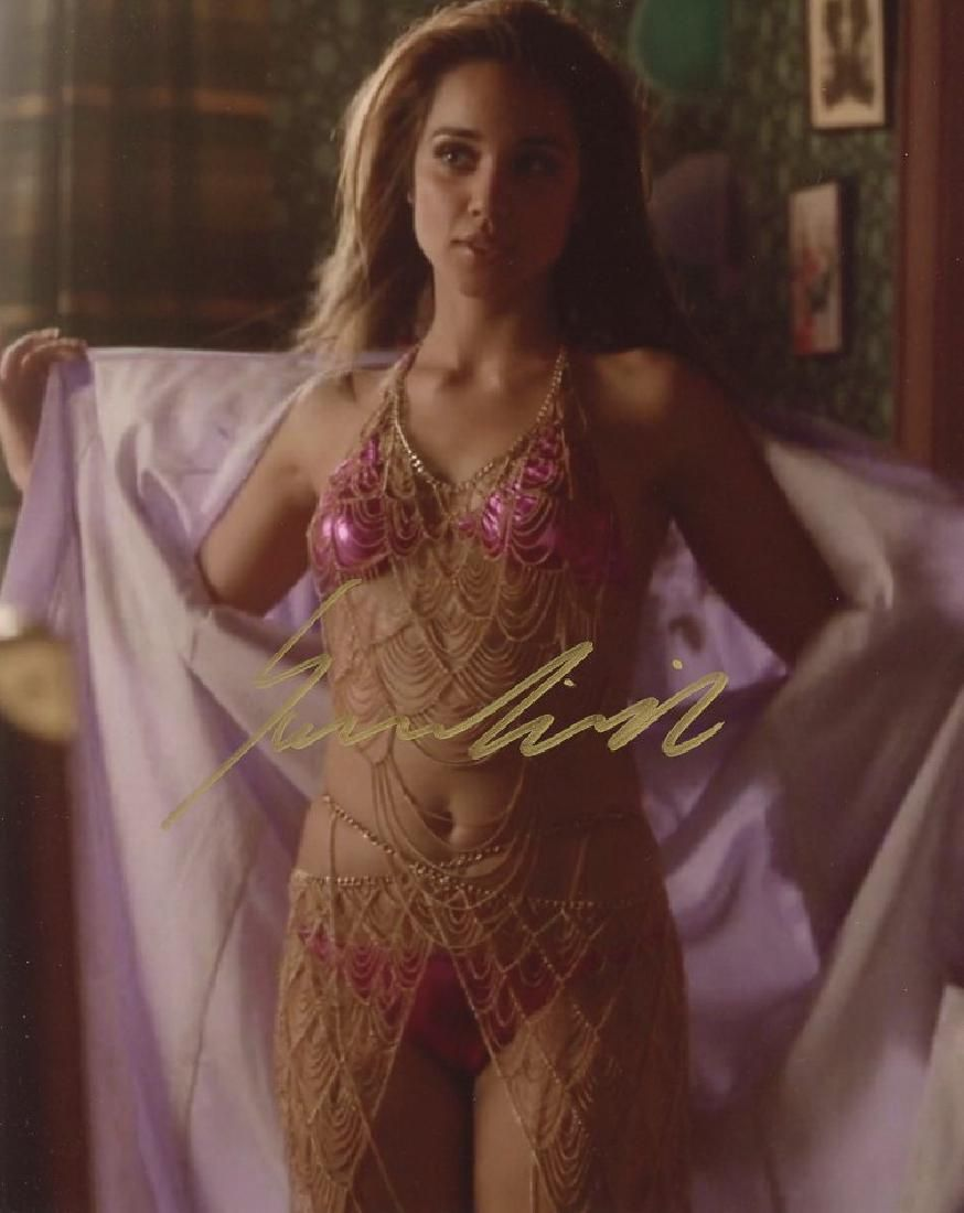 Summer Bishil THE MAGICIANS In Person Signed Photo
