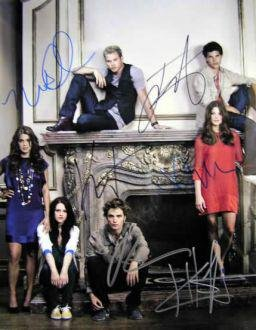 11x14 Twilight In Person Cast Signed Photo