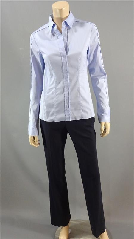 Gillian Anderson X-FILES Screen Worn Shirt and Pants