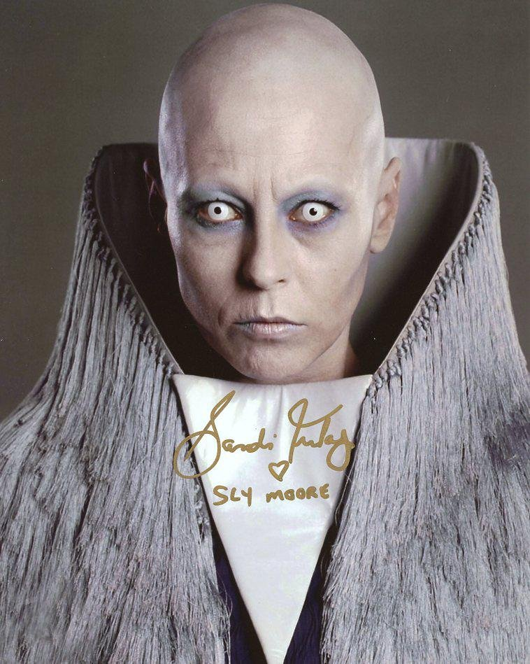 Sandi Finlay STAR WARS REVENGE OF THE SITH In Person