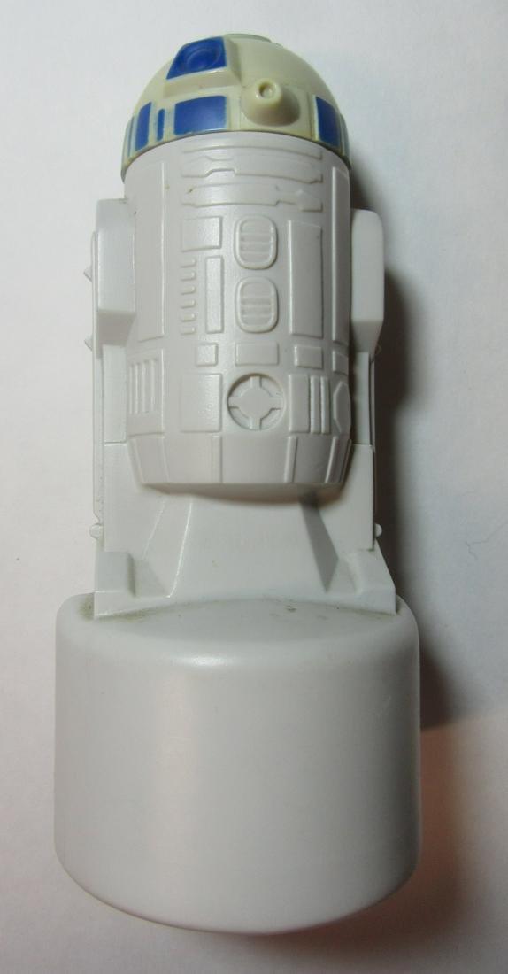 VINTAGE 1980's R2-D2 Shampoo