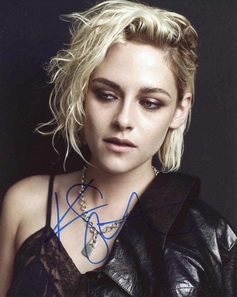 Kristen Stewart PRETTY In Person Signed Photo