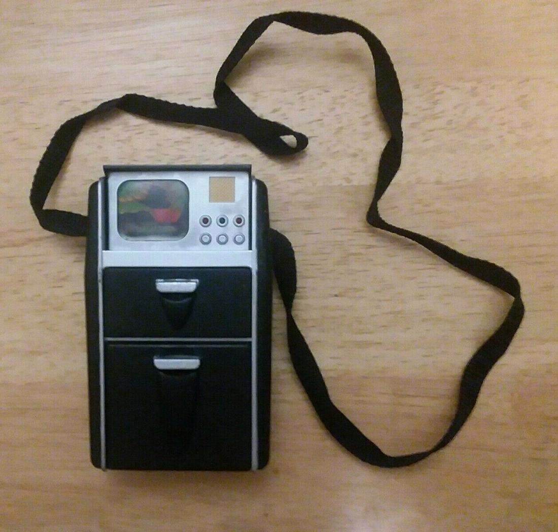 Vintage Star Trek Classic Tricorder By Playmates w/ Box