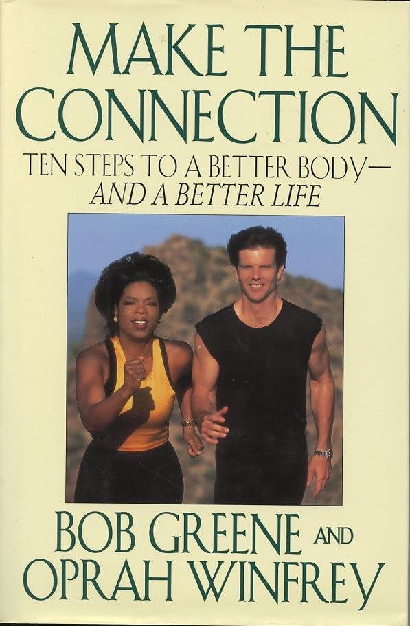Oprah Winfrey Signed Book Make The Connection