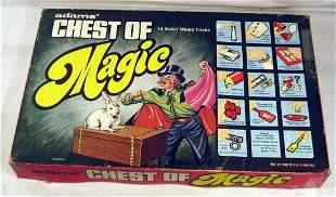 VINTAGE Adams Chest of Magic - Magic Set