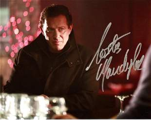 Costas Mandylor OUAT In Person Signed Photo - PRIVATE