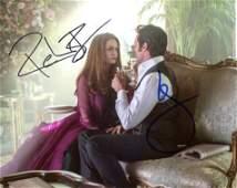 Hugh Jackman / Rebecca Ferguson GREATEST SHOWMAN In
