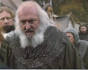 John Stahl GAME OF THRONES Signed Photo